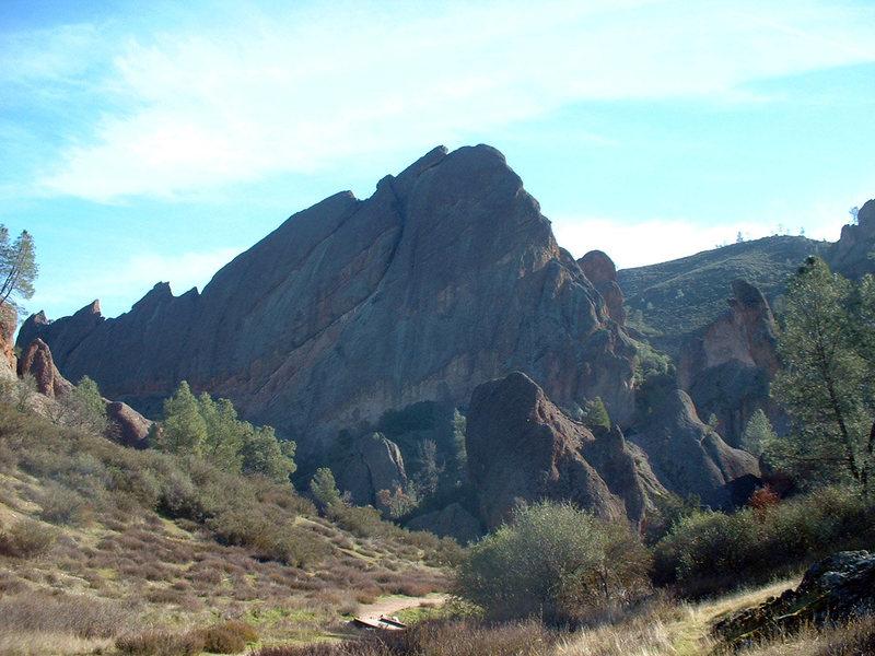 Rock Climbing Photo: A beautiful hunk of rock.