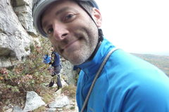 Rock Climbing Photo: GT Ledge