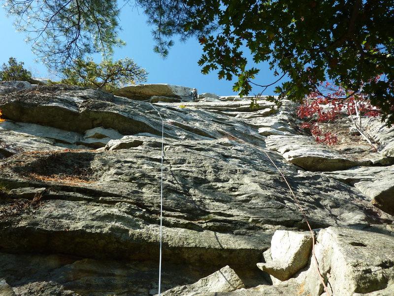 Rock Climbing Photo: Three Doves