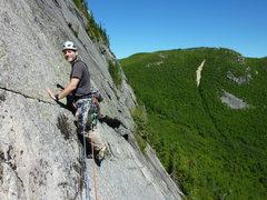 Rock Climbing Photo: Granuleuse