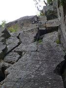 Rock Climbing Photo: Deadwater