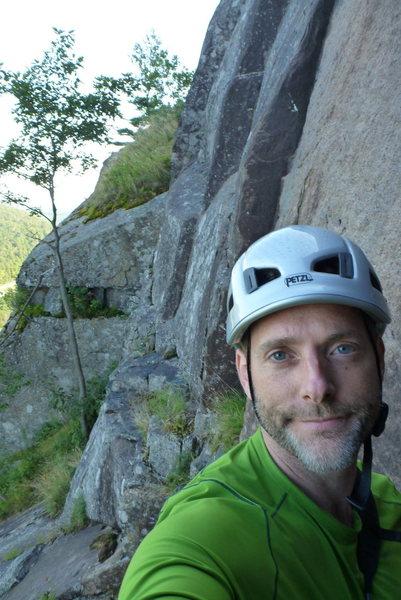 Rock Climbing Photo: Fastest Gun