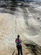 Rock Climbing Photo: Tuo