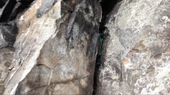 Rock Climbing Photo: Someone left a Cam. (its permanent, believe me, i ...