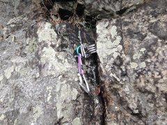 Rock Climbing Photo: An abandoned Cam. (Mine now)