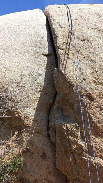 Rock Climbing Photo: Manuel's Horror