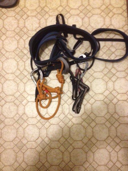 8mm rope vs PAS folded