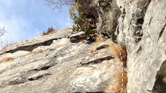 Rock Climbing Photo: Route From Belay S. #1