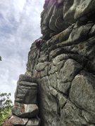 Rock Climbing Photo: Blaine Layton