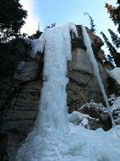 Rock Climbing Photo: Photo taken on December 15, 2013.