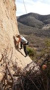 """Rock Climbing Photo: The awesome view from the base of """"Amarillo B..."""