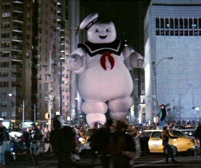 Stay Puft!