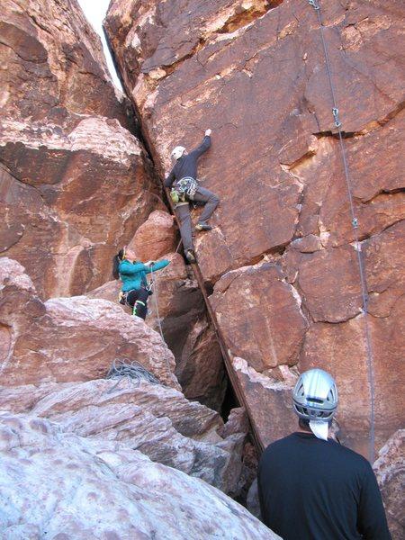 Rock Climbing Photo: Fall of Rome