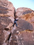 Rock Climbing Photo: Babylon 5.8
