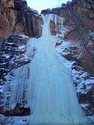 No Thoroughfare Canyon. Colorado National Monument, December 16th.
