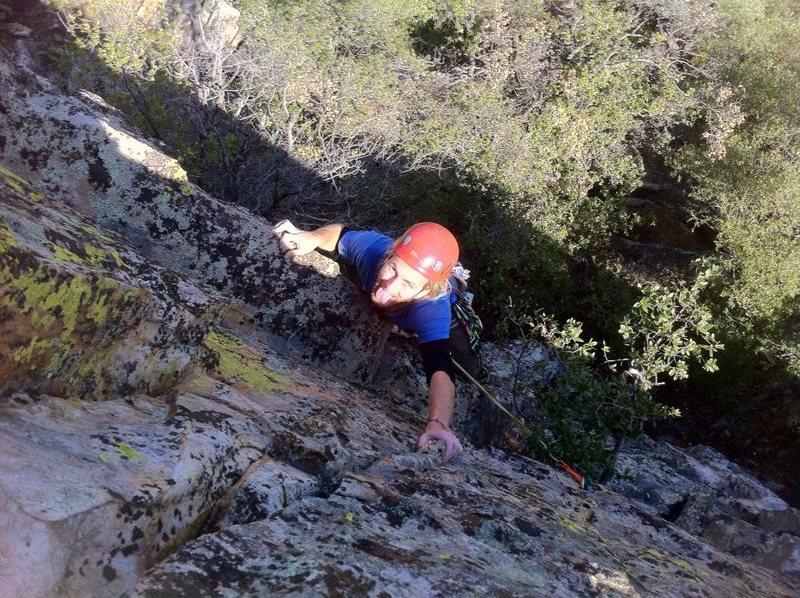 Rock Climbing Photo: Cruisin'