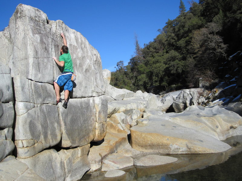 Rock Climbing Photo: American Spirits