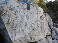 Rock Climbing Photo: Moon Rock