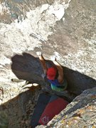 Rock Climbing Photo: Mondo crimps.