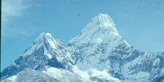 """Rock Climbing Photo: The business end of Ama Dablam (so named """"The..."""