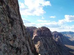Rock Climbing Photo: Top of Inti