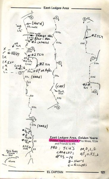 Annotated Topo for Golden Years