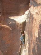 Rock Climbing Photo: Ms chrissy