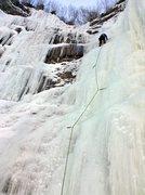 Rock Climbing Photo: BVL and BVR 12/17/13