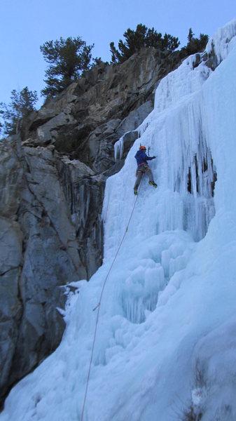 Rock Climbing Photo: The Shroud.