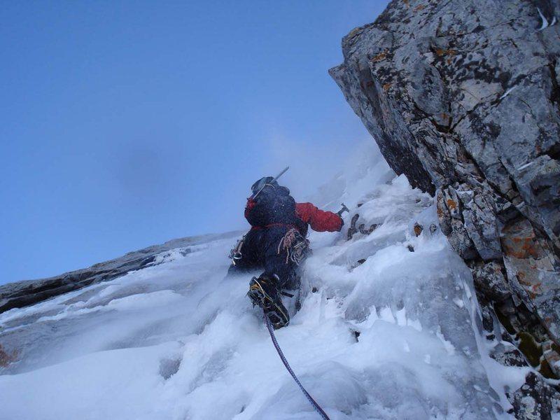 Rock Climbing Photo: Capital