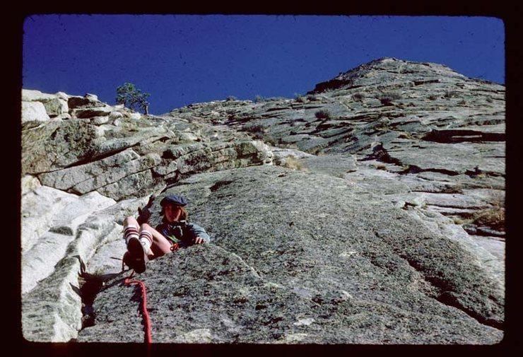 1978 ascent by Stu Childre and David McDonald.