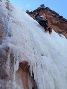 Rock Climbing Photo: Tori TRing, 12/19/13.