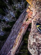 Rock Climbing Photo: Heading down after a successful climb of the South...