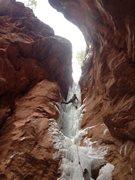 Rock Climbing Photo: Hidden Haven, 12/20/2013