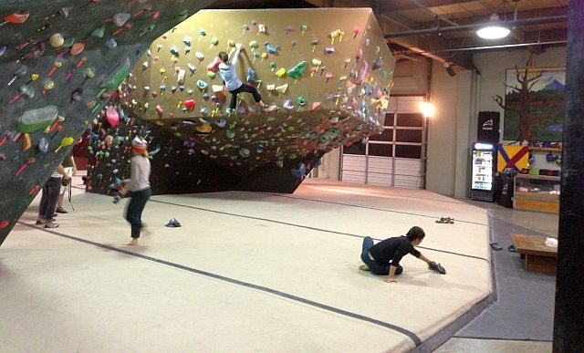 The Circuit Bouldering Gym, Portland