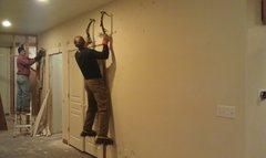 Kitchen Traverse with Pantry Door Variation
