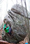 Rock Climbing Photo: Mother Mary