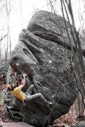 "Rock Climbing Photo: ""Proud Mary"""