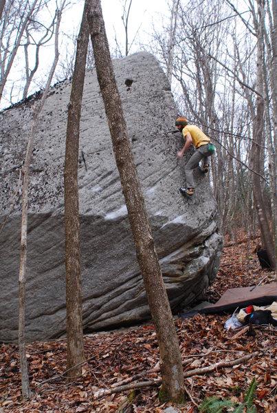 "Rock Climbing Photo: ""Divine Arete"""