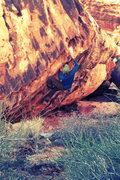 Rock Climbing Photo: Untamed Heart Red rock