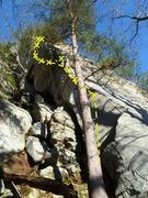 Rock Climbing Photo: Currahee - Drop Zone