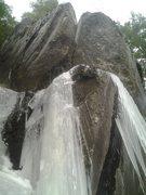 Rock Climbing Photo: Straight on pic of wild boys