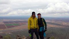 Rock Climbing Photo: Picacho