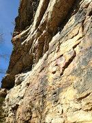 Rock Climbing Photo: Huecool Junior