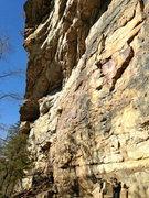 Rock Climbing Photo: RMC on Huecool Junior