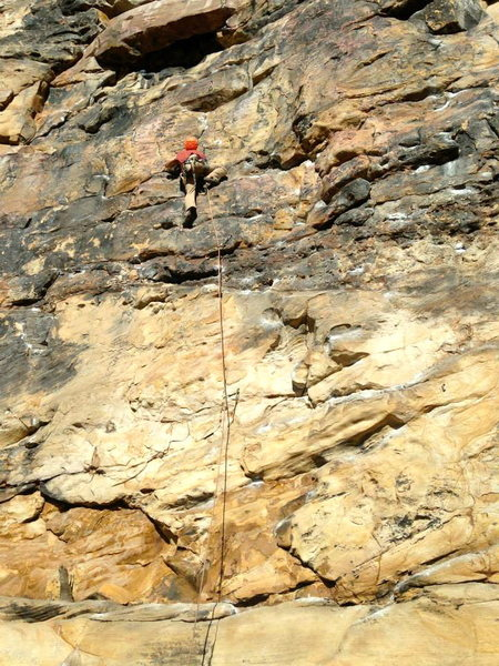 Rock Climbing Photo: Dutch Boy