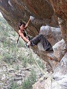 Rock Climbing Photo: Justice Wall