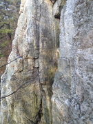 Rock Climbing Photo: 60 degree weather in mid December!