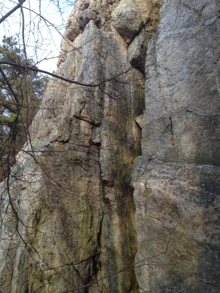 Rock Climbing Photo: Get Nasty