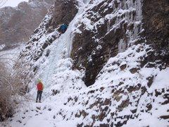 Rock Climbing Photo: 12/21/13